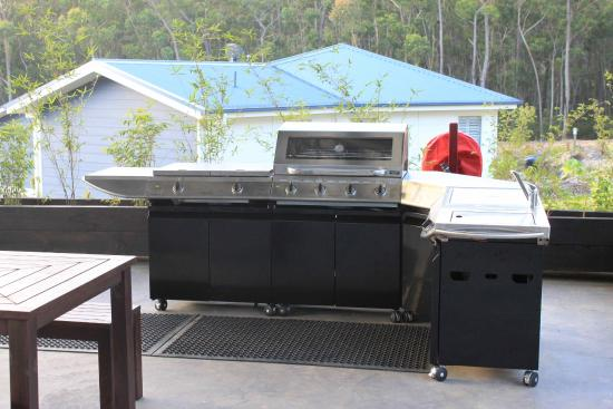 outdoor kitchen bbq picture of greenwood park estate east lynne rh tripadvisor com au
