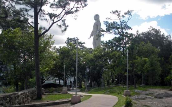 Vista del Cristo del Picacho