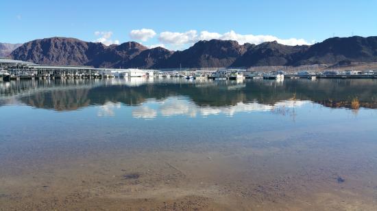 Sam's Town Hotel and Gambling Hall: Lake mead marina