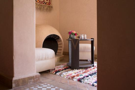 Riad assala b b marrakech maroc voir les tarifs 54 for Salon zen rabat tarifs