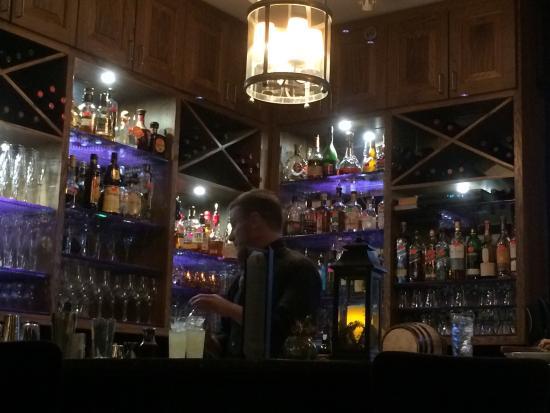 Spring House Restaurant Kitchen Bar Winston Salem Nc