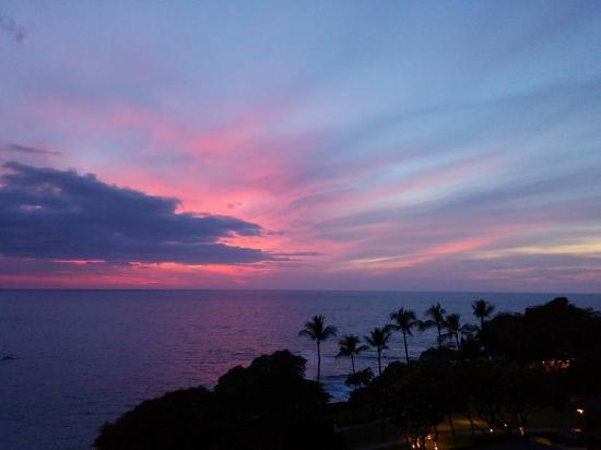 sunset fro our lani picture of mauna kea beach hotel autograph rh tripadvisor com