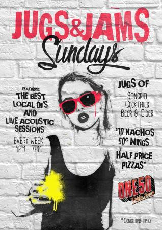 Bundall, Australie : Jugs & Jams. The newest weekly event from One50