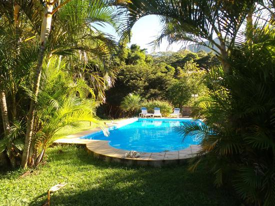 Miramar, Costa Rica: Erholung pur am Pool