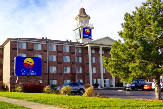 Comfort Inn Suites Overland Park Updated 2017 Hotel