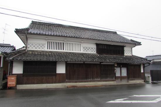 Ashimori : 街並み
