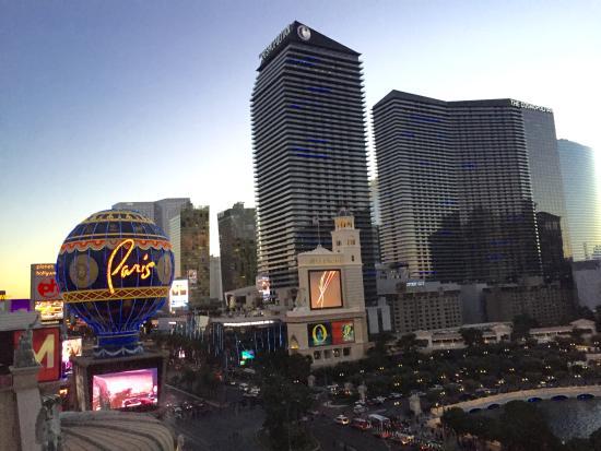 Picture Of Eiffel Tower Restaurant At Paris Las Vegas Las Vegas