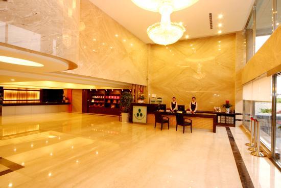 F Hotel Chiayi : 飯店大廳