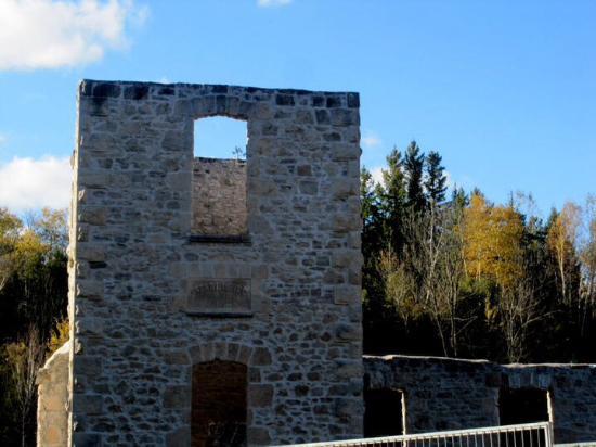 Rockwood, Kanada: Ruinas