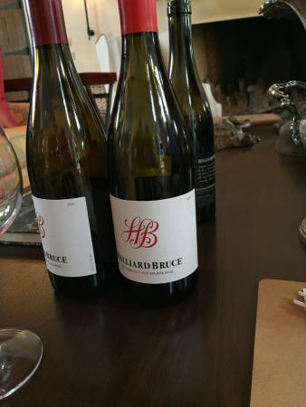 Santa Ynez, Californië: HillardBruce Winery