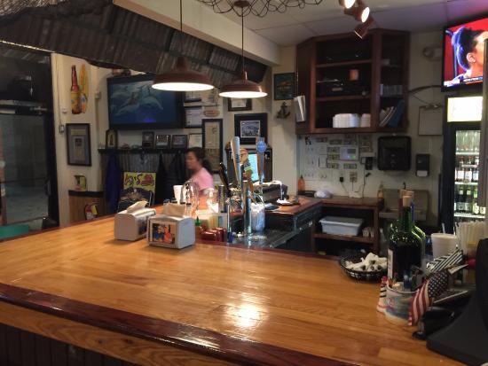 Marietta, GA: Really good bar too!