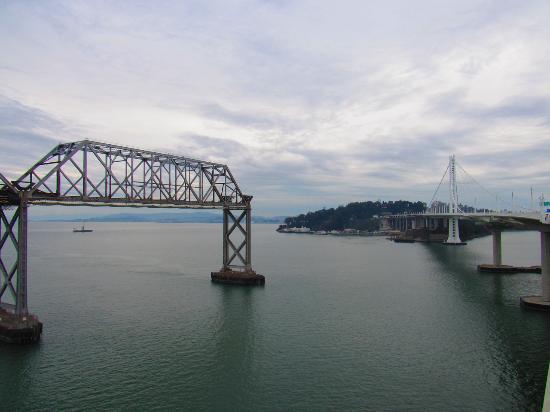 Bay Bridge Trail Treasure Island