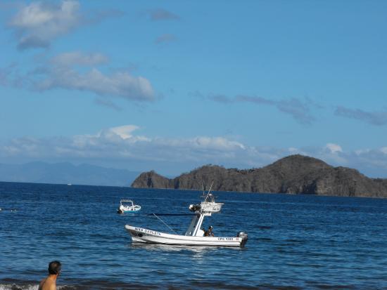 Playa Hermosa: Pleasure craft