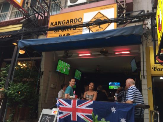 ‪Kangaroo Sports Bars‬
