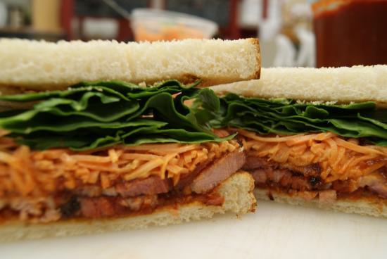 Breadbaron Sandwiches
