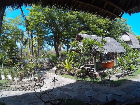 Meno Dream Resort: Common area