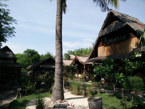 Meno Dream Resort: Resort area