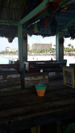 Bugaloe Beach Bar & Grill: 20151226_093924_large.jpg