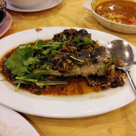Steamed Cat Fish - Picture of Kok Thai Restaurant, Ipoh - TripAdvisor