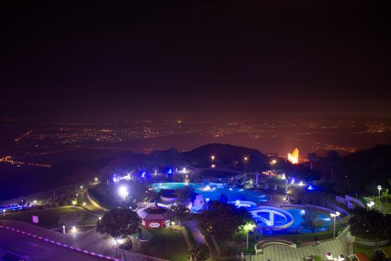 Mercure Grand Jebel Hafeet Al Ain: View from my balcony