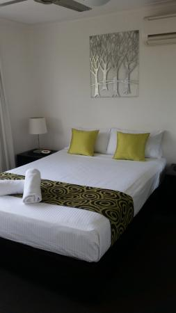 Beachside Mooloolaba Sunshine Coast: Great bedroom