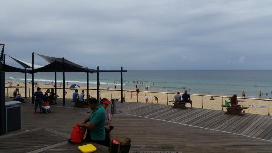 Beachside Mooloolaba Sunshine Coast: Mooloolaba Beach