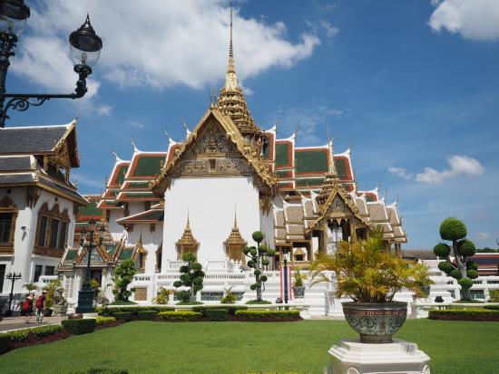 The Royal Grand Palace - Bild von The Chakri Group (Phra ...