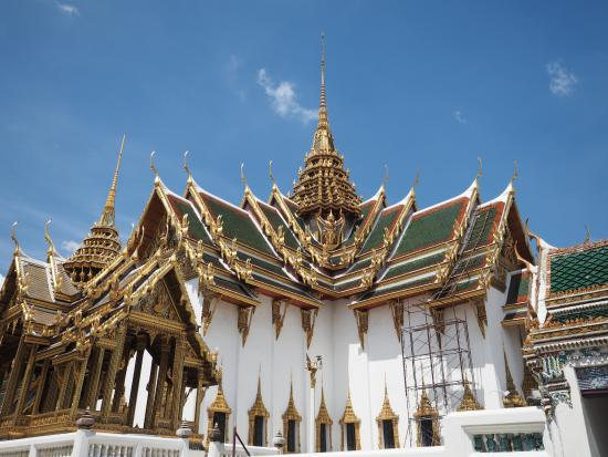 The Royal Grand Palace - Bild von The Chakri Group (Phra ...