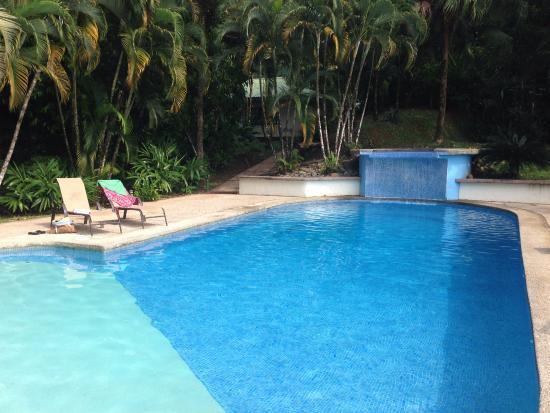 Playa Tortuga, Costa Rica: The pool