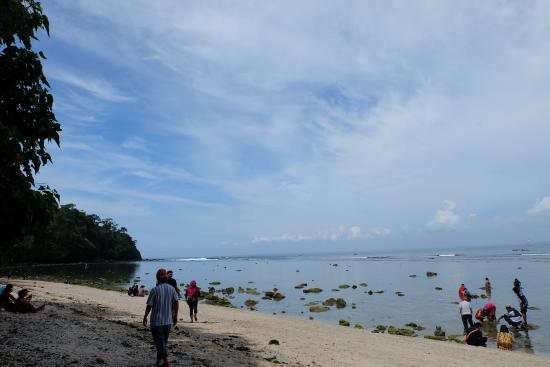 pantai pasir putih pangandaran indonesia review rh tripadvisor co id
