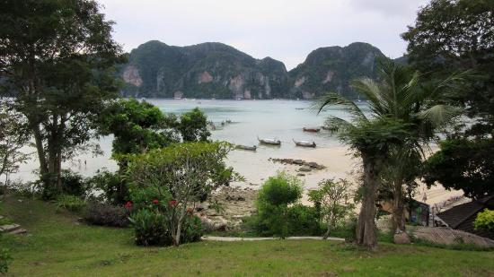 Phi Phi Bayview Resort: View from rooms