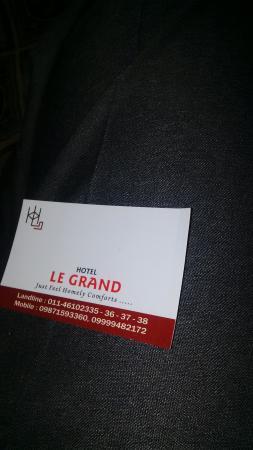Foto de Hotel Le Grand