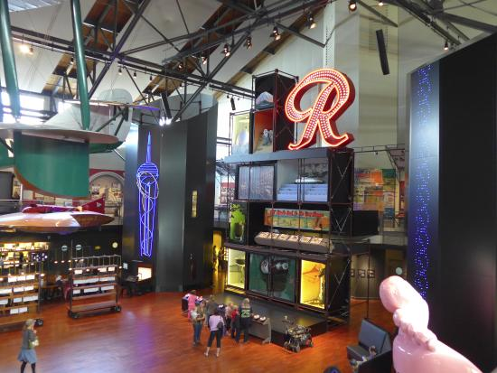 inside the museum picture of museum of history industry seattle rh tripadvisor com