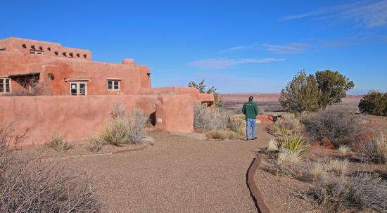 painted desert inn picture of painted desert inn