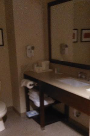 Holiday Inn Express Hotel & Suites Jacksonville - Mayport / Beach: Nice and clean.