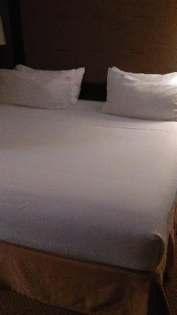 Holiday Inn Express Hotel & Suites Jacksonville - Mayport / Beach: Super comphy beds and linens!