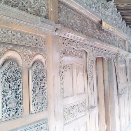 Joglo Plawang Boutique Villa: dekorasi yang indah