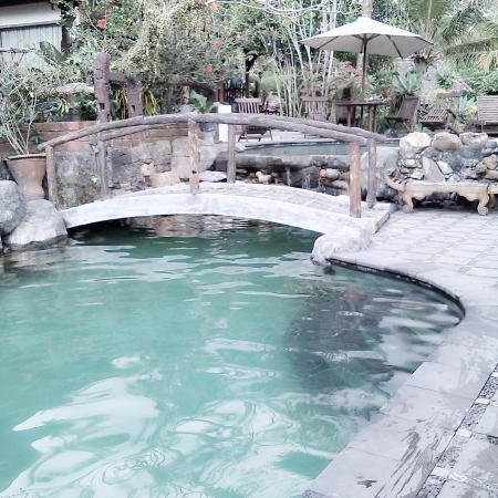 Joglo Plawang Boutique Villa: kolam renang kecil tapi cukup nyaman