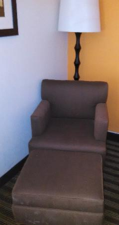 Comfort Inn Yulee: Sitting area