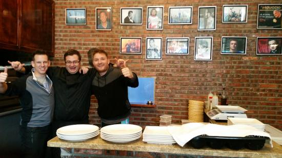 Il Bel Paese: With the Owner