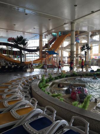 Cheonan, كوريا الجنوبية: Tedin Waterpark