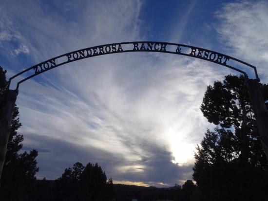 Zion Ponderosa Ranch Resort: Feeling welcomed