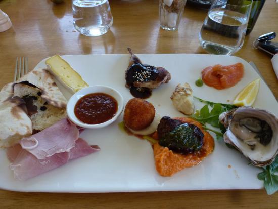 Legana, Australia: Taster Plate