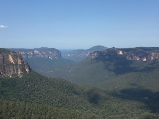 Blackheath, Αυστραλία: Valley View