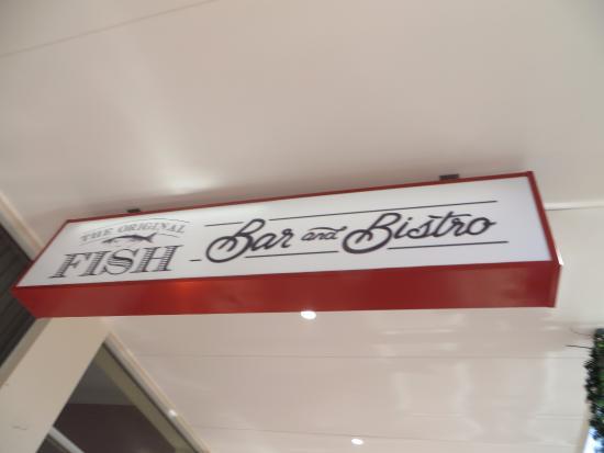 The Original Victor Harbor Fish Shop: de zaak