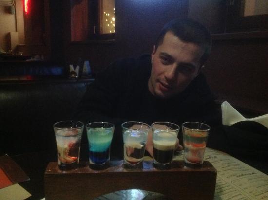 SPB - Bar Chain: Брат пристреливается 2
