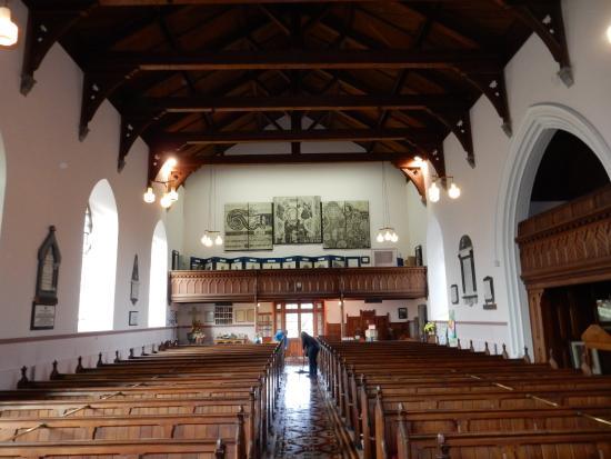 Kells, Ирландия: Внутри церкви