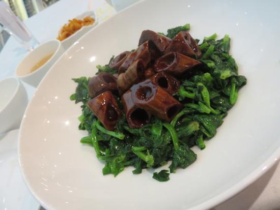 Shanghai Xiao Nan Guo Cuisine: 野菜炒め
