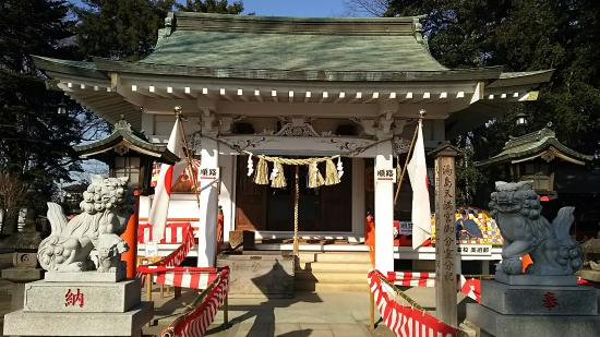 Shiraoka Hachiman Shrine