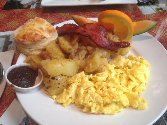 Chico, CA: Farmer's Breakfast